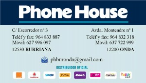 The phone HAUSE