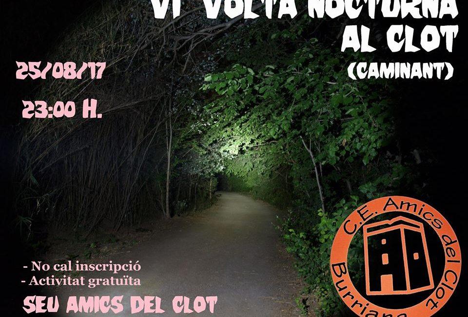 VI VOLTA NOCTURNA AL CLOT